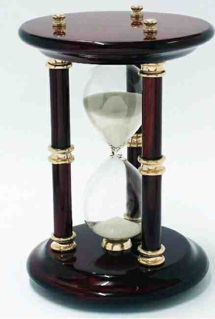 Hour glass / Sand timer